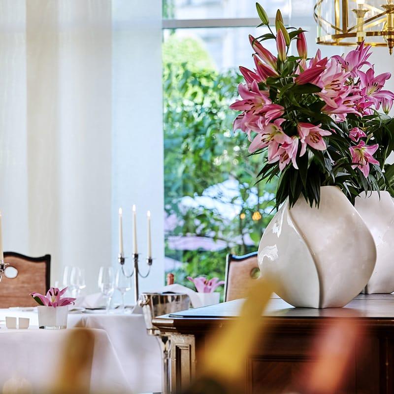 Kulinarik - Hommage Hotels