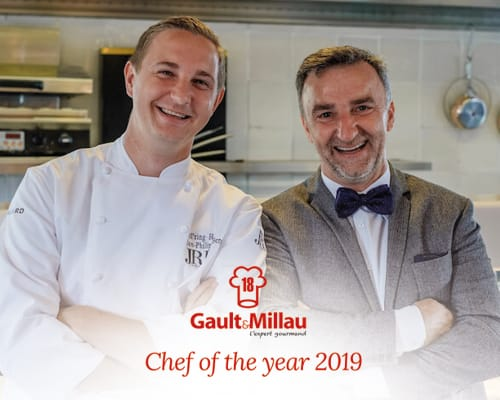 gault millau chef of the year 2019